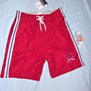 Other - New Mens extra large red board swim trunks shorts